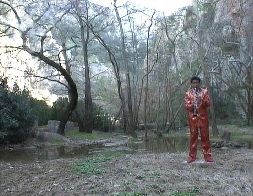 Tama/ Sentimental, 2002, Video still