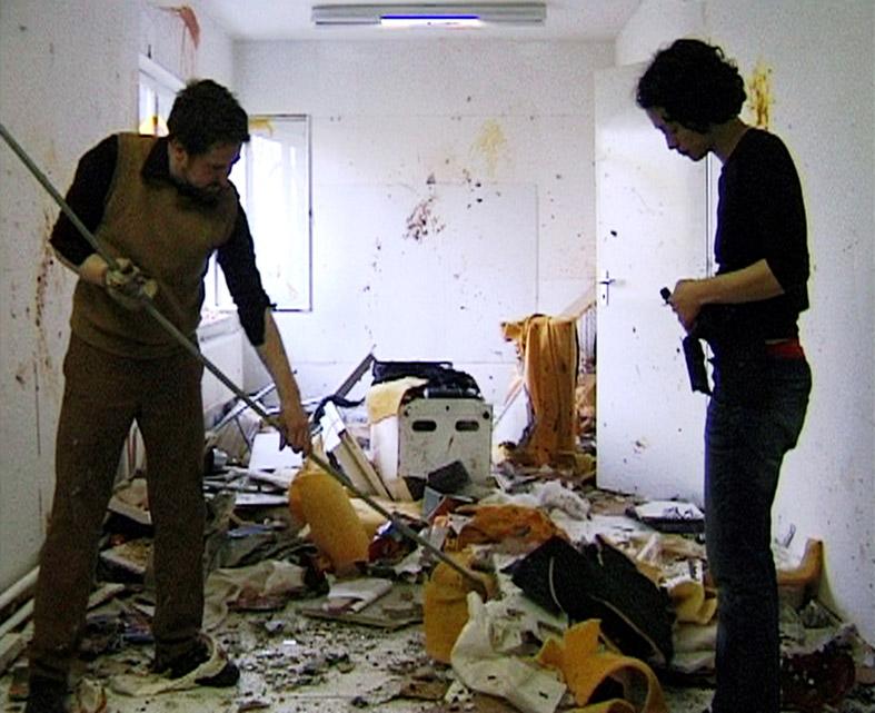 Couple, 2004, Video still