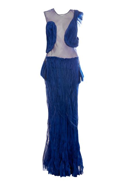 Organza dress (Fall/Winter 2004-2005)