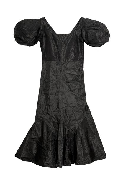 from Louise Bourgeois' personal wardrobe