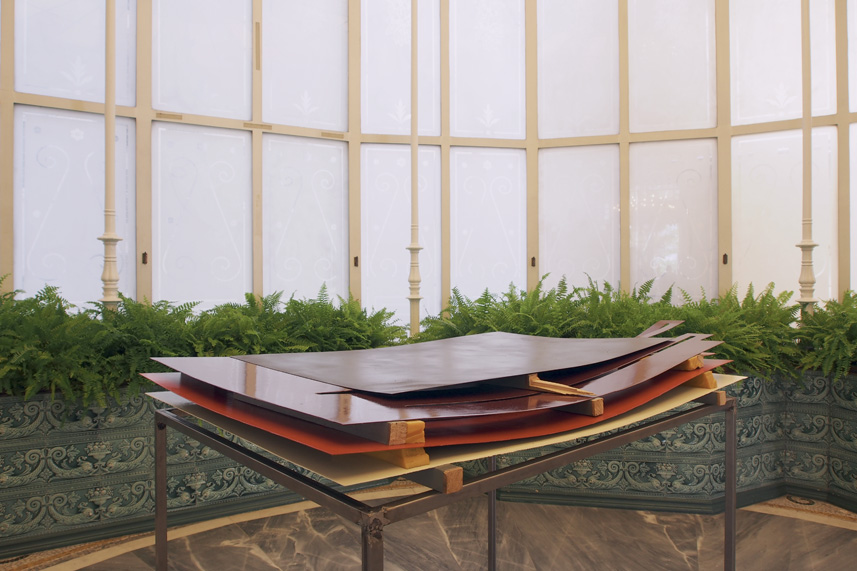 Installation View. Courtesy of Melas/ Papadopoulos Gallery