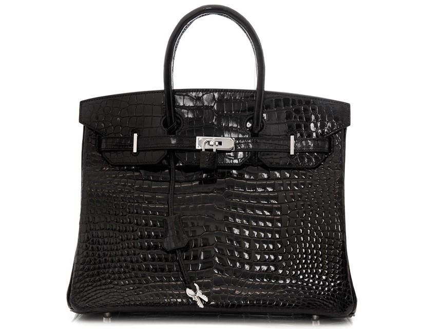Crocodile porosus leather
