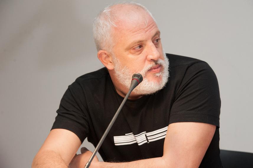 Panelist Theofilos Tramboulis
